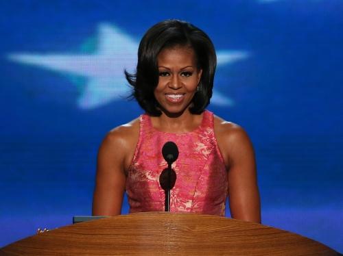 michelle obama,barack obama,stati uniti,politica,democrazia,elezioni,presidenziali,democratici,repubblicani,karma,opinione,attualità,video